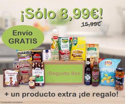 Oferta exclusiva DegustaBox