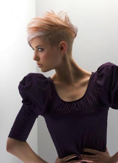 Variedad de cortes de cabello corto | Cortes Peinados y ...