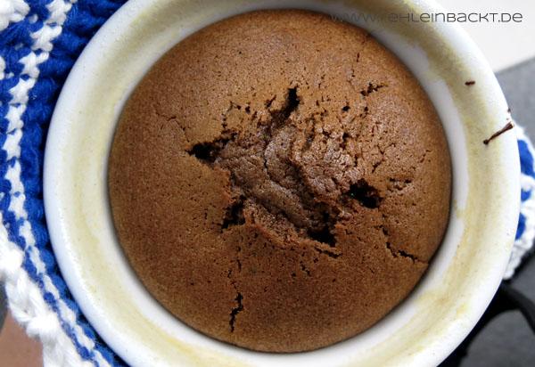 Schokoladensoufflé a.k.a. (No) Lava Cake | Foodblog rehlein backt