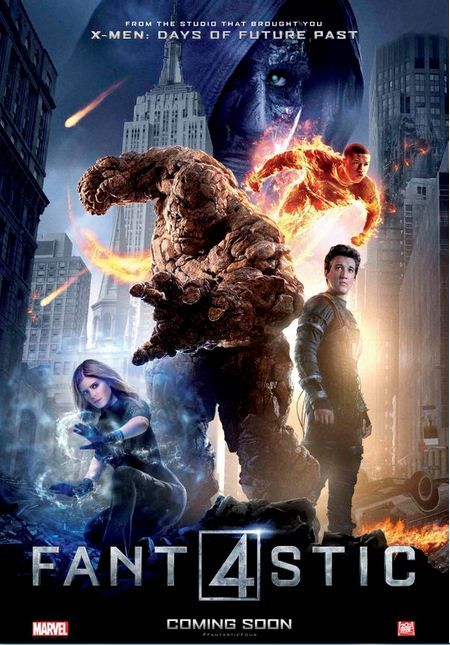 Fantastic Four 2015 Movie Free Download HD Online