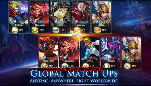 Mobile Legends: Bang bang Mod Apk Download