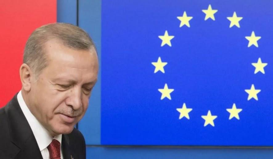 Ανέκδοτο: Η ΕΕ ετοιμάζει κυρώσεις κατά της Τουρκίας