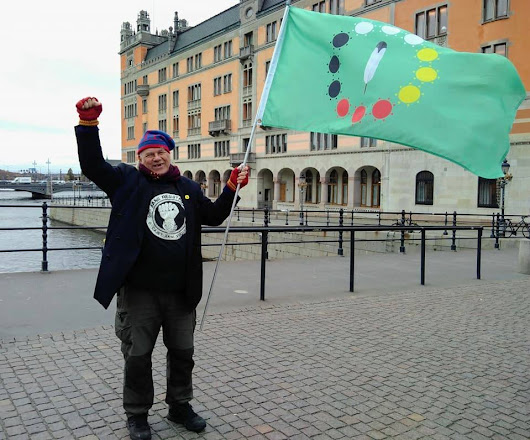 Sami People Adopt the Indigenous Unity Flag for Solidarity