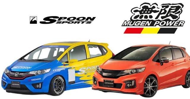 Mugen Power dan Spoon Sport