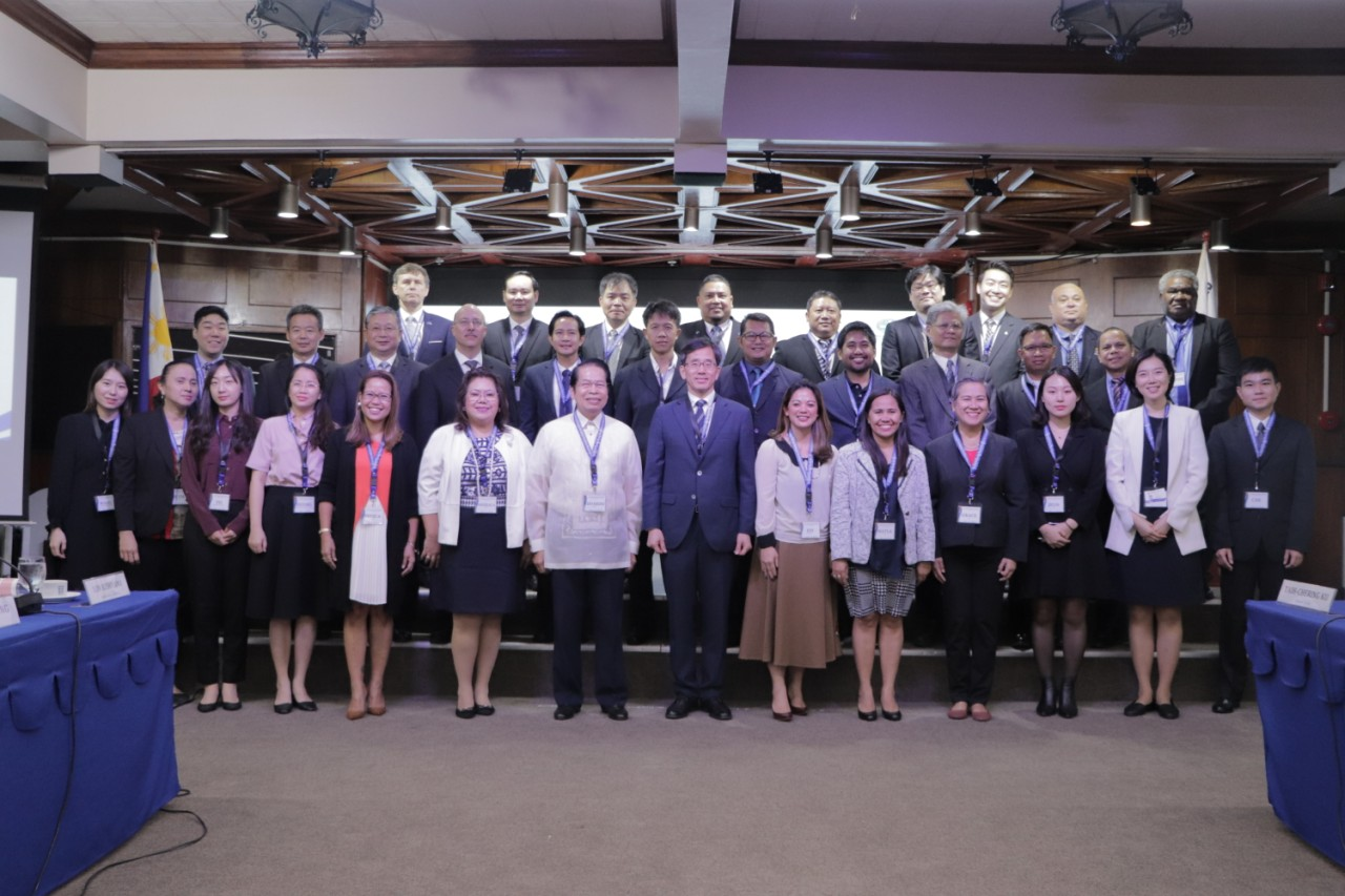 MARINA hosts 2nd APEC Strategy Planning Meeting for