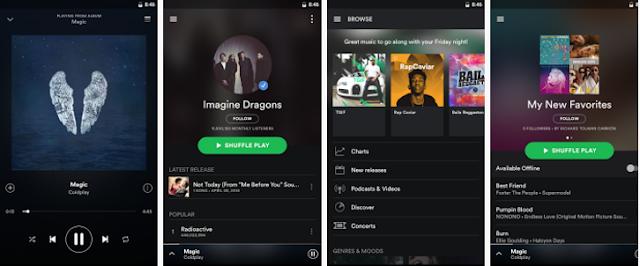 Spotify Music Premium v8 4 96 953 [Final] [Mod Lite] APK [Fixed]