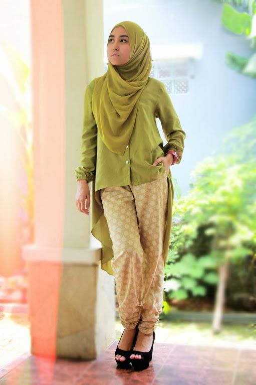 gamis untuk badan gemuk   tren hijab tren hijab untuk