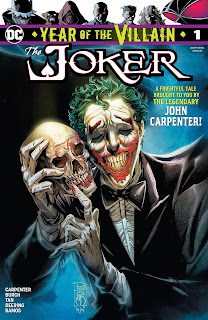 The Joker: Year of the Villain