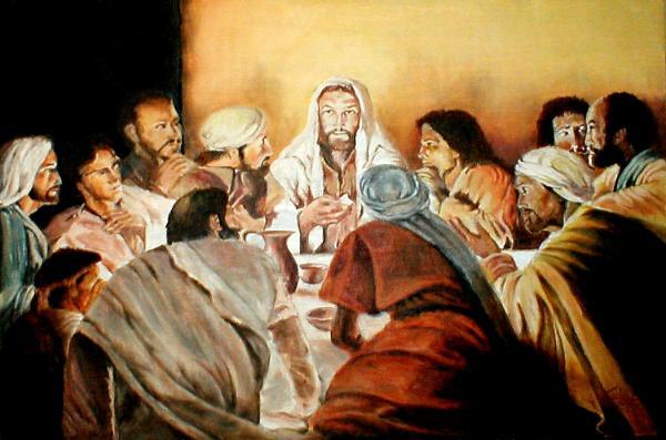 ¿Qué himno cantaba Jesús con sus discípulos en la Pascua?