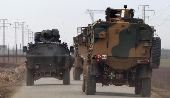 Will Turkey get its way in Raqqa?