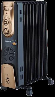 Havells OFR 2400-Watt PTC Fan Room Heater