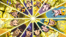 Saint Seiya: Soul of Gold Episodio 12