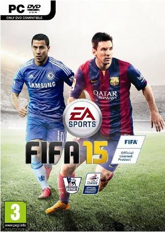 FIFA15 Free Download For PC Full Version