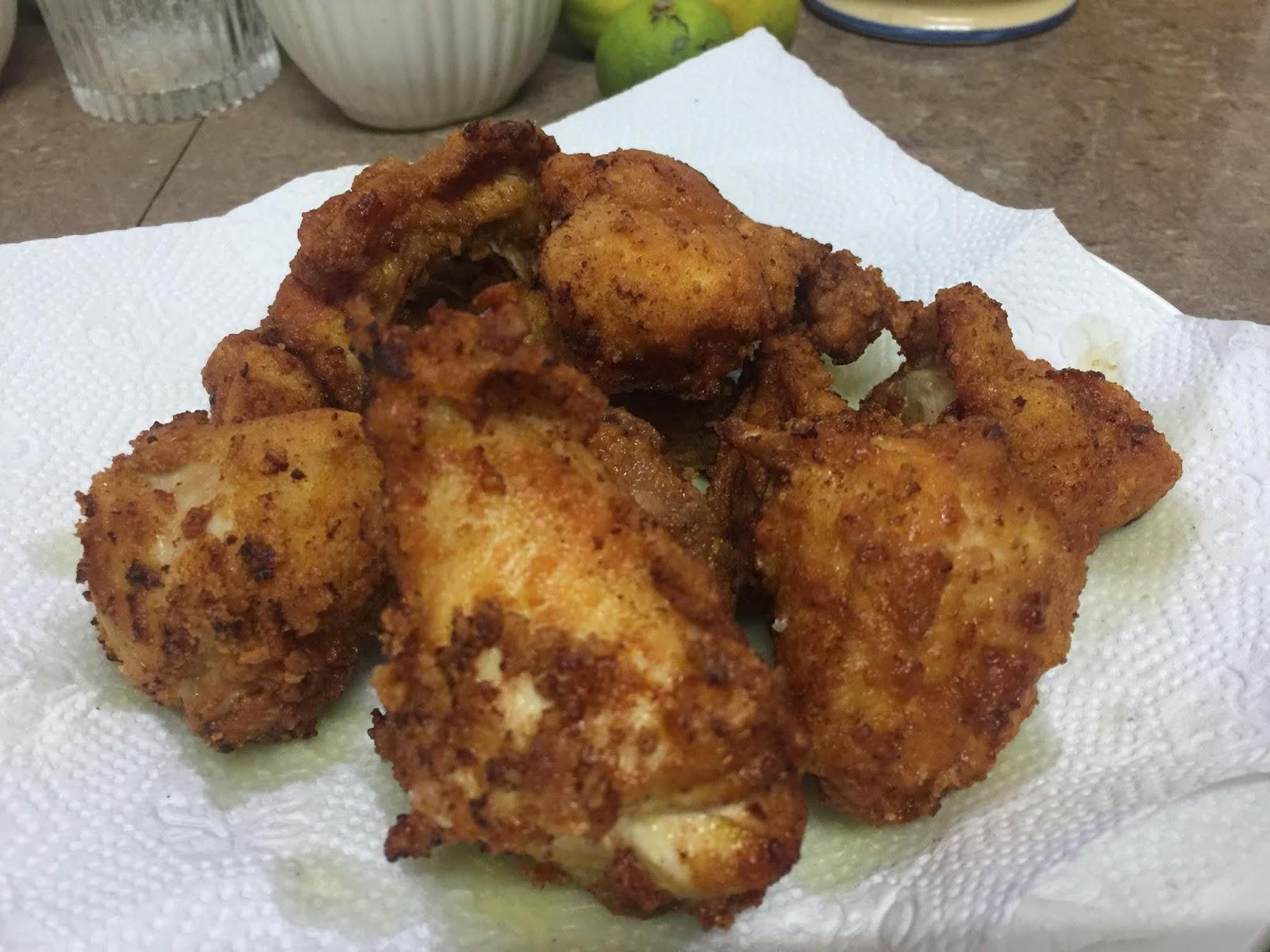 masak mudah, ayam goreng sedap, ayam goreng kfc