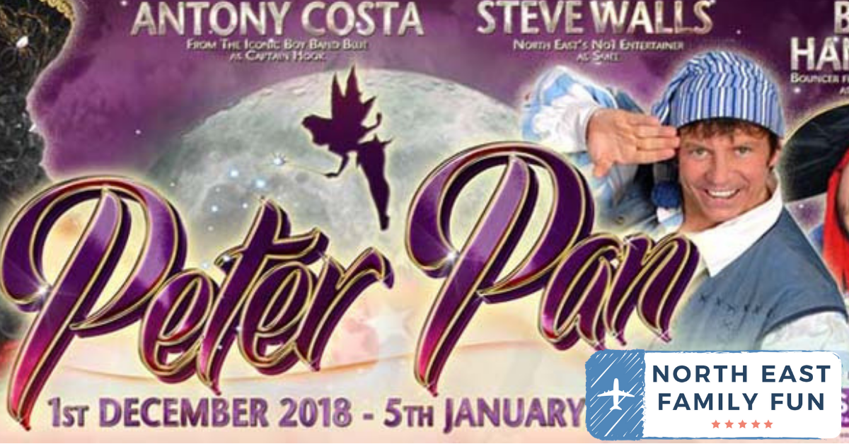 Review & Top Tips | Playhouse Whitley Bay Panto 2018