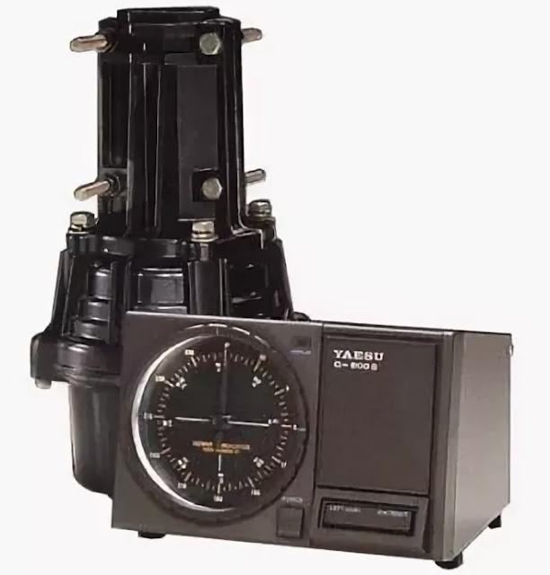 Поворотное устройство для направленных антенн производства Yaesu G-650A назначение характеристики монтаж использование приобретение