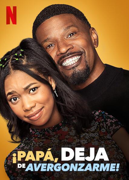 Dad Stop Embarrassing Me! (2021) Temporada 1 NF WEB-DL 1080p Latino