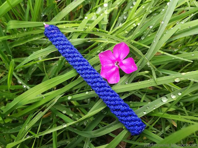plecionki ze sznurków