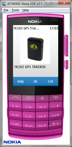 mobile tracker software for nokia 6233