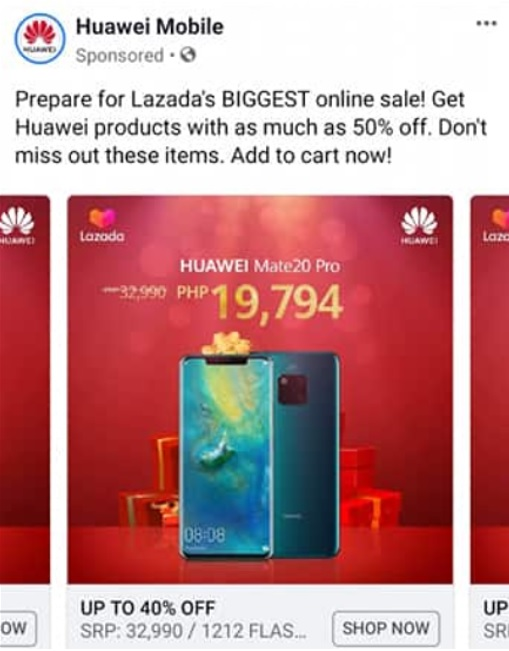 Lazada 12.12 Flash Sale