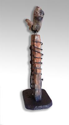 Wabi-Sabi sculpture