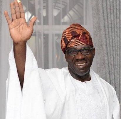 Godwin Obaseki - Edo state governor-elect