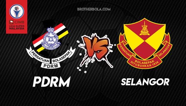 Live Streaming Pdrm vs Selangor liga Super 3.10.2020