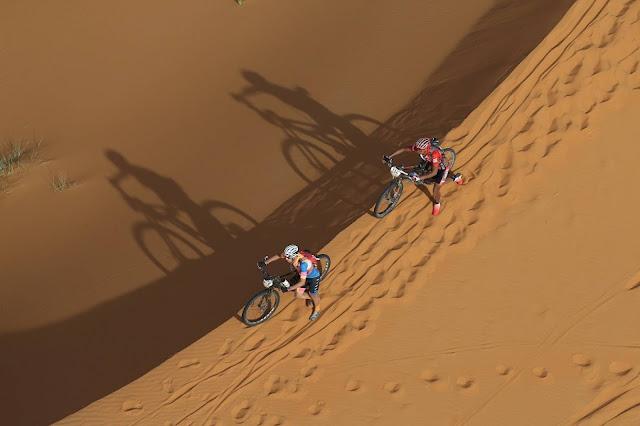 Garmin Titan Desert 2020