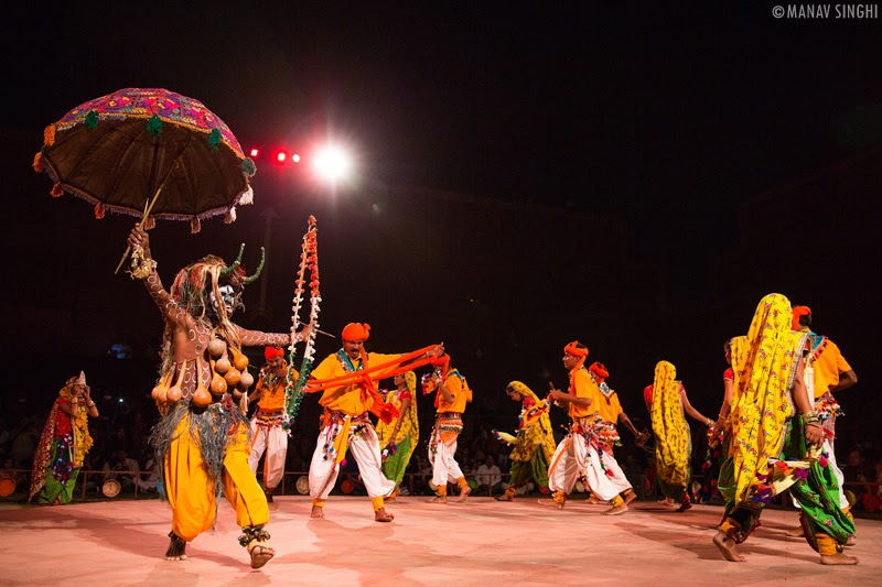 Rathwa Folk Dance from Gujarat