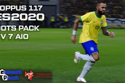 New Bootpack & Gloves V7 AIO - PES 2020