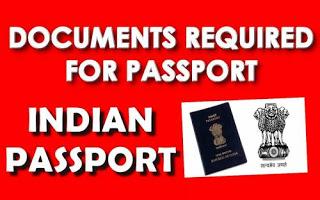 Fresh Passport Required Documents