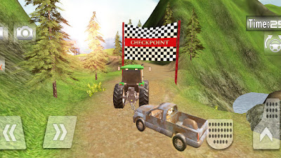 Heavy Duty Cargo Tractor Pull Cars APK Download - Tractor Wala Game