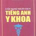 Ebook: Cẩm nang người dịch tiếng anh y khoa
