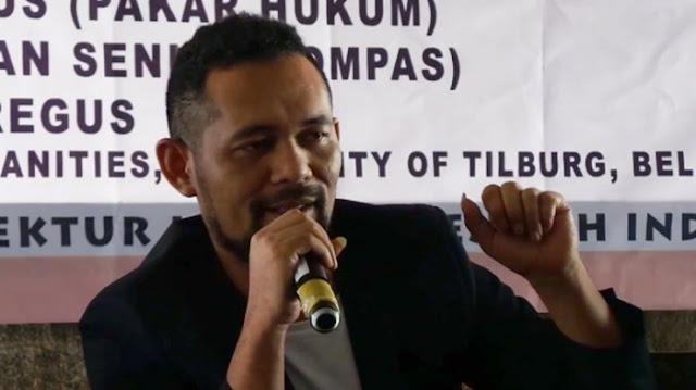 Boni Hargens: Ada Pengusaha Pom Bensin Jadi Bandar Yang Ingin Kudeta Jokowi