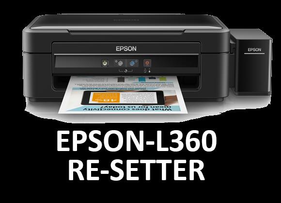 Epson Resetter Tool