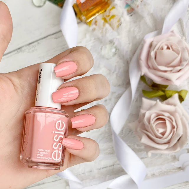 Essie-Feelin'-poppy-everythings-rosy-nail-polish-review