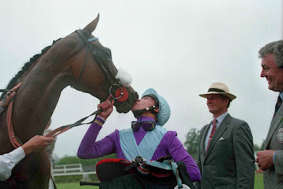 Lochsong Wins Nunthorpe Stakes (Group 1) In 1993
