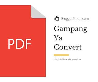 Cara mengecilkan file PDF online