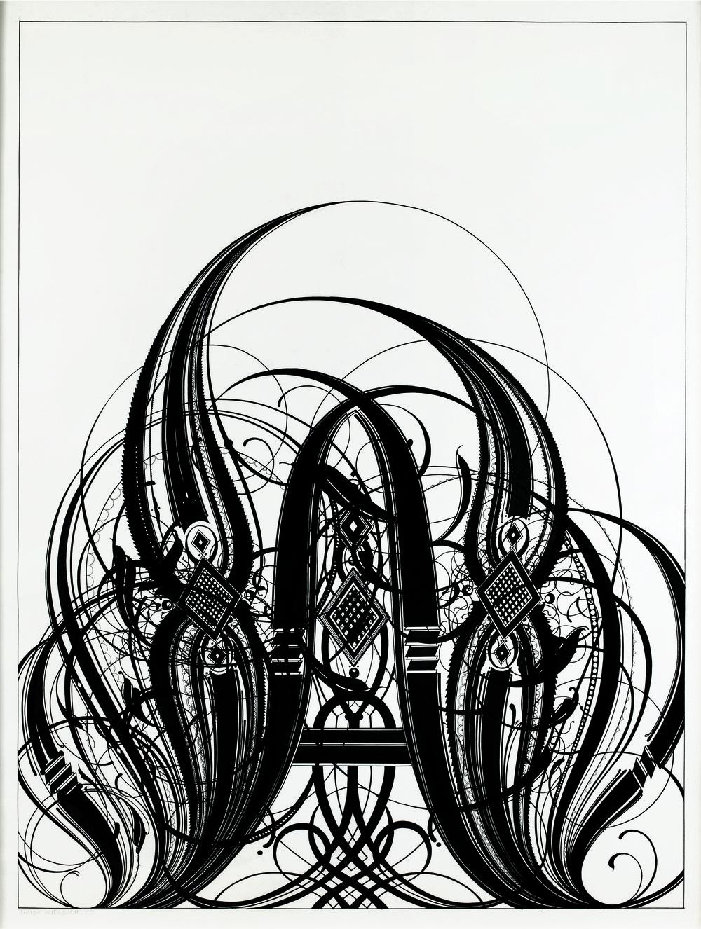 Tauba Auerbach - Illustrations