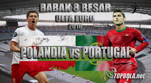Polandia vs Portugal