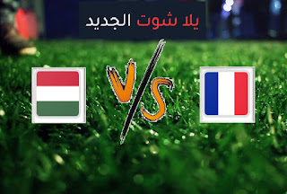 نتيجة مباراة المانيا وفرنسا اليوم الثلاثاء 15-06-2021 يورو 2020