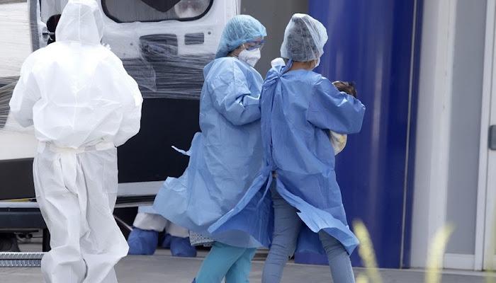 Médicos enfrentan #COVID-19 sin equipo ni protocolos