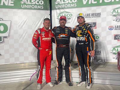 A Jr. Motorsports 1 2 3 Finish (Justin Allgaier, Josh Berry, Noah Gragson)