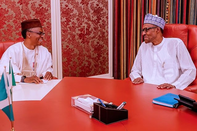 President Buhari Resumes Office After Election Break(photos)