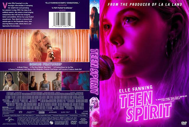 Teen Spirit DVD Cover