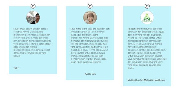 Perkhidmatan Lori Sewa di Kuala Lumpur