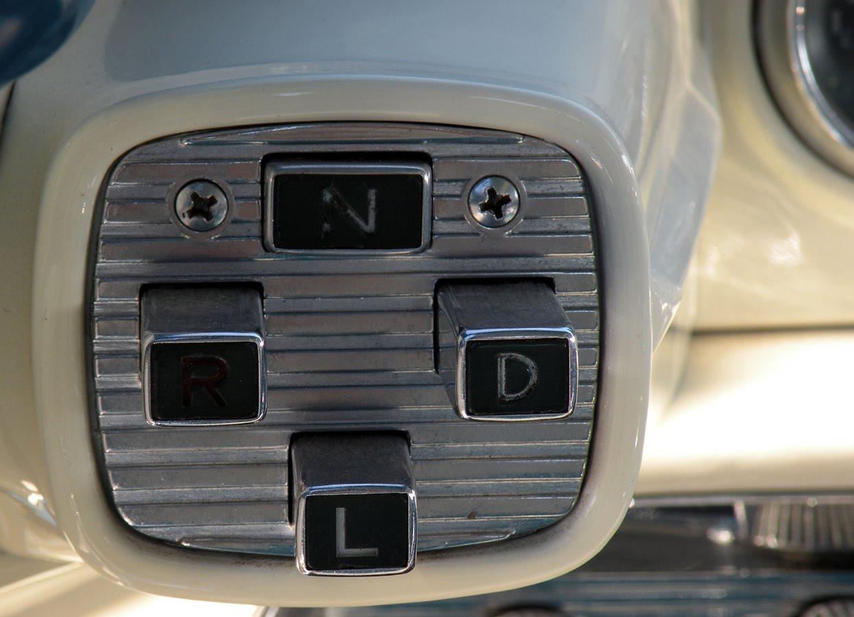 push button transmission cars