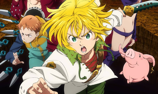The Seven Deadly Sins Netflix