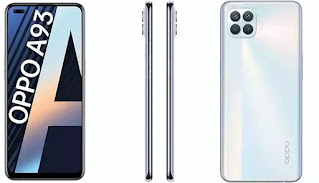 أوبو تعلن عن هاتف Oppo A93 رسميا