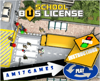 School Bus License, One, of, the best, bus, driving, simulator, games, to, play, online, for free, This, American, School, Bus Driving, Simulator, Game, contains, 20 levels,